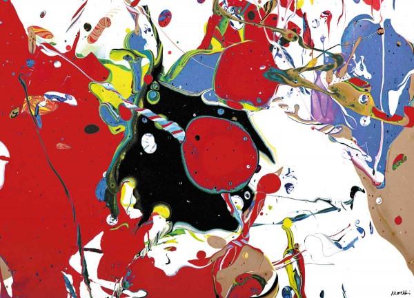 Leinwandbilder kaufen: Kunstbilder: Otto two