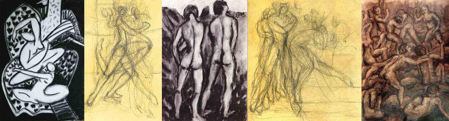 Zeichnungen Menschen