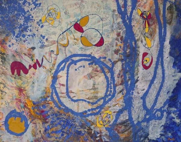 Abstrakte Gemälde kaufen: Light day