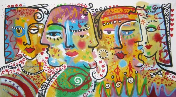 Kunstwerke: Konstellation 55