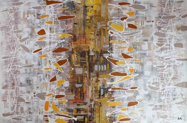 Abstrakte Gemälde kaufen: Ispiratione