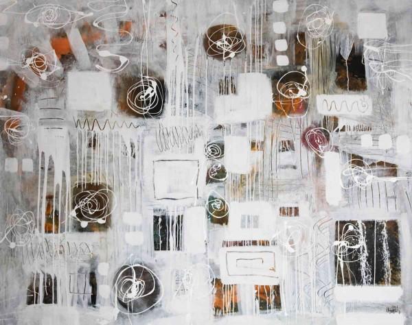 Kunstwerke: Weiße Muse