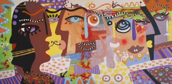 Kunstwerke: Kopfsalat