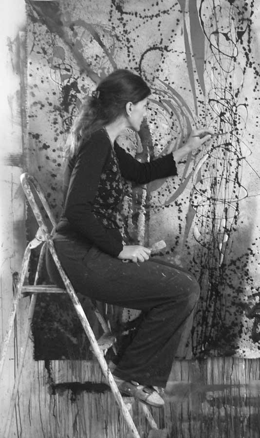 Moderne Künstler Malerei Deutschland