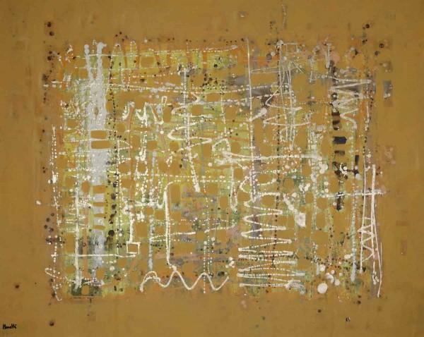 Abstrakte Gemälde kaufen: Occero