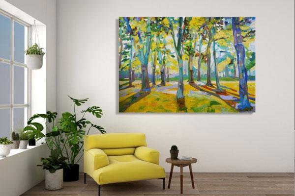 Gemälde malen lassen