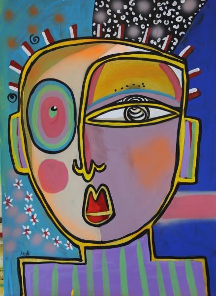 Portraitmalerei: Figurative Kunst: Corona