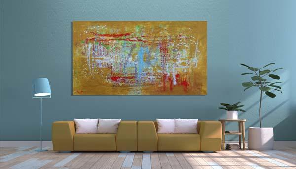 Gemälde kaufen nach Farben 2