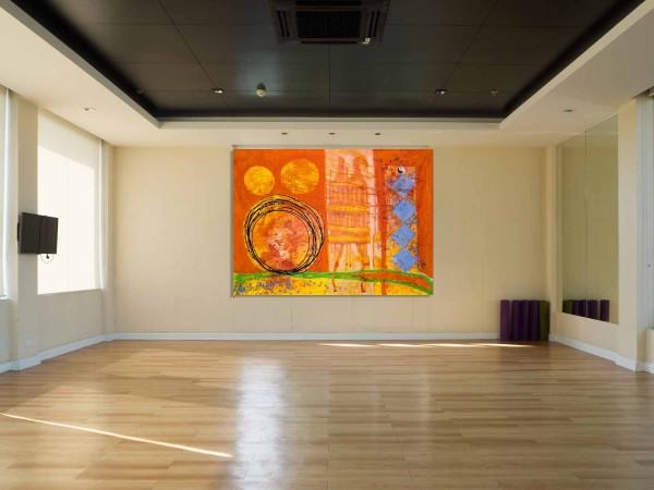 Zen: 200 x 140 cm