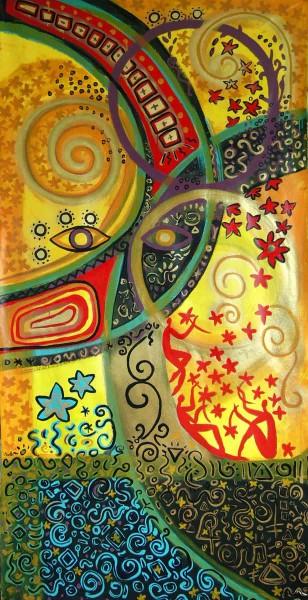Moderne Malerei: Jole