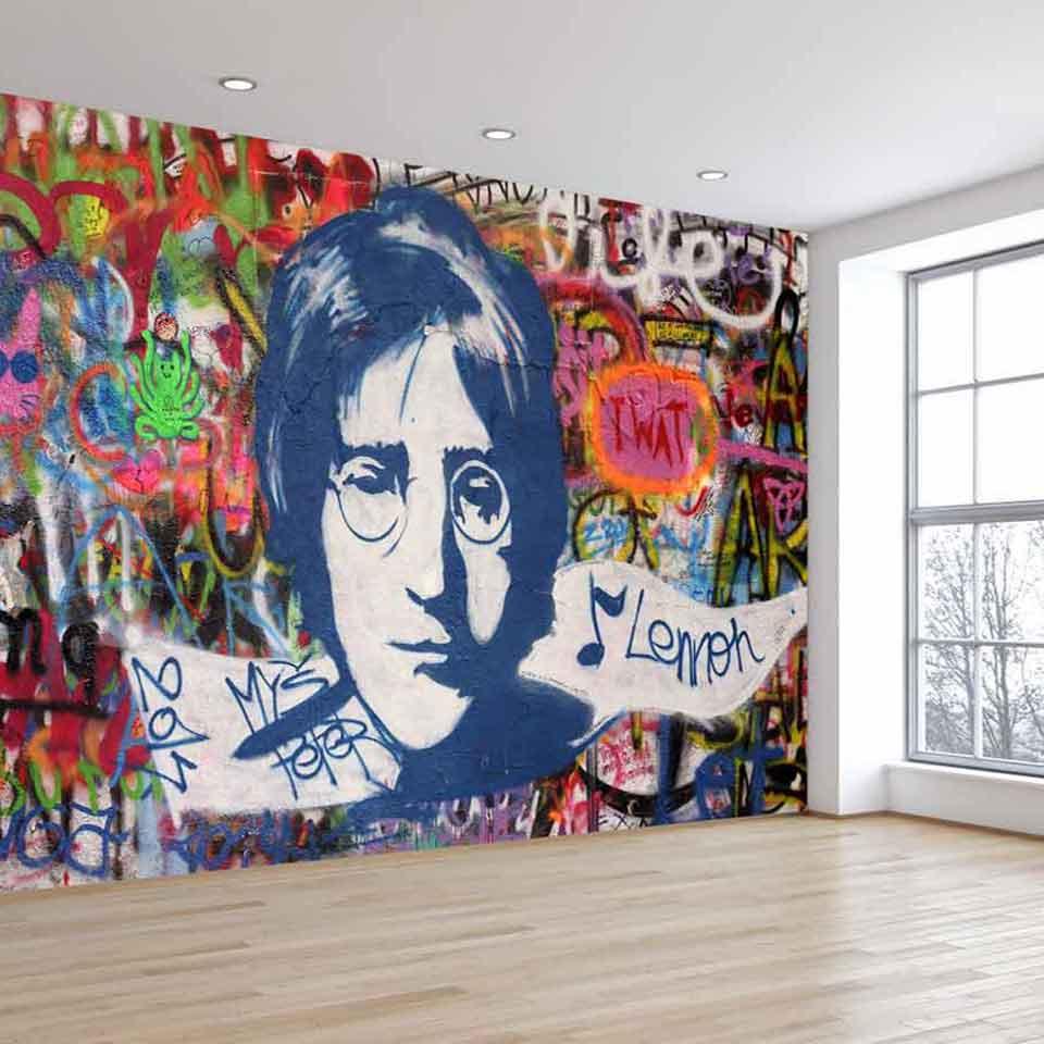 Auftragsmalerei Wandmalerei Beatles