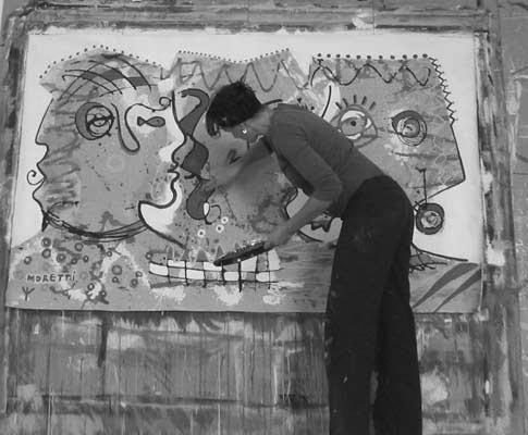 Künstler Malerei berühmt