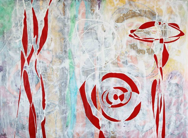 abstrakte-gemaelde-kaufen-trio-rosso