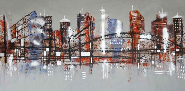 Skyline Bilder: Silver city