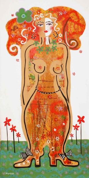 Gemälde Frauen kaufen: Araconia