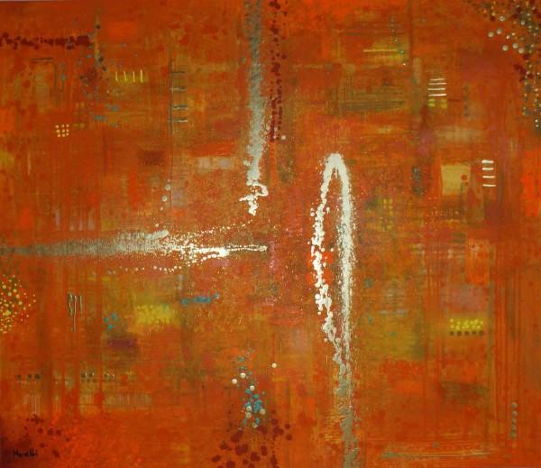 Kunstwerke: Melania