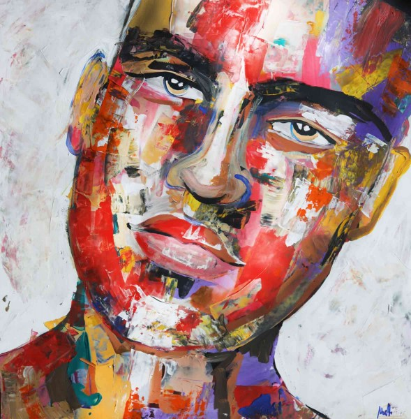 Portraitmalerei: Figurative Kunst: Typ 29