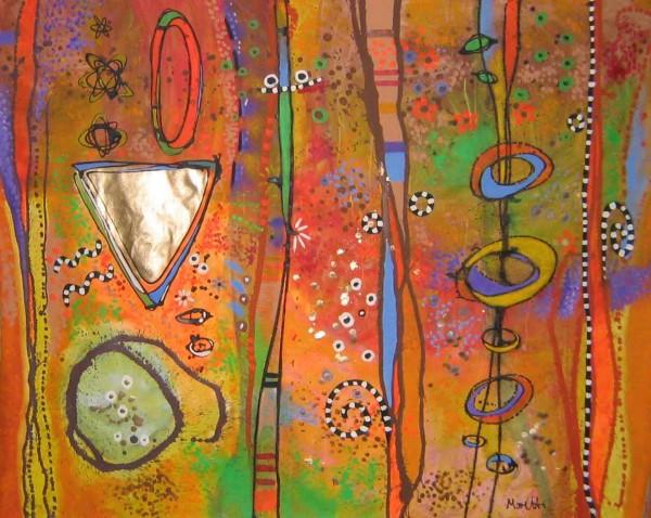 Moderne Malerei kaufen: Principle