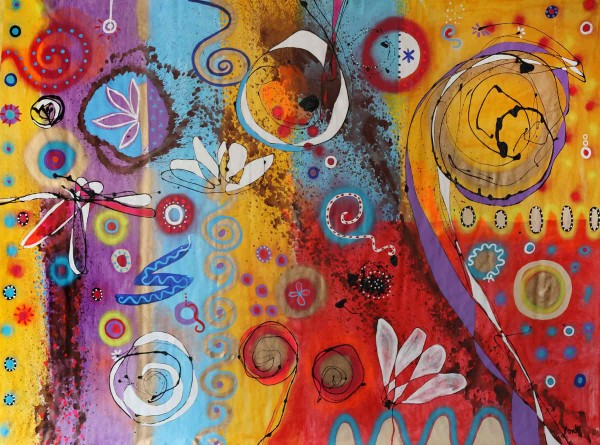 Moderne Malerei kaufen: Lolokia