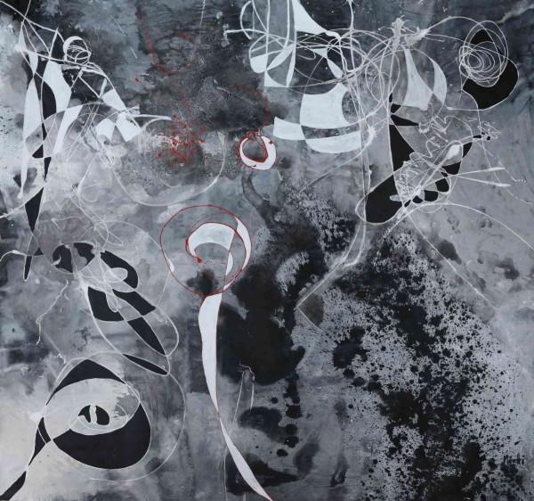 Abstrakte Gemälde kaufen: Aphrodite