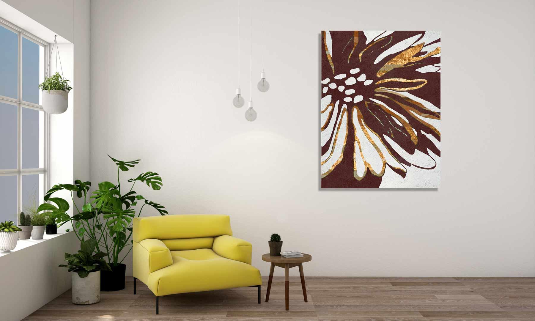 designerflower cool floral decoration for the wall rh mariamoretti com