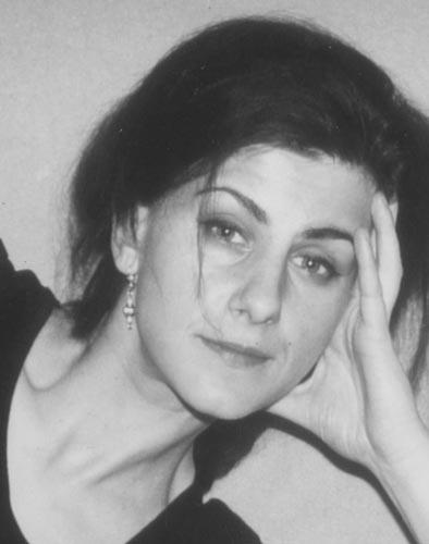 Moderne Künstler Maria Moretti