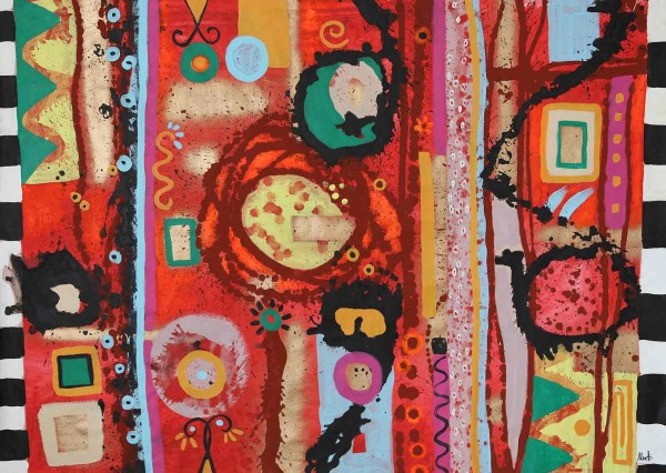 Moderne Malerei: Runa
