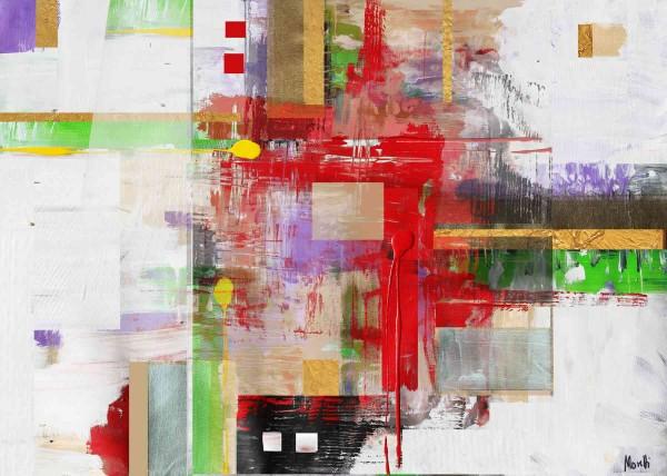 Abstrakte Gemälde: Kunstbilder: Pleasure