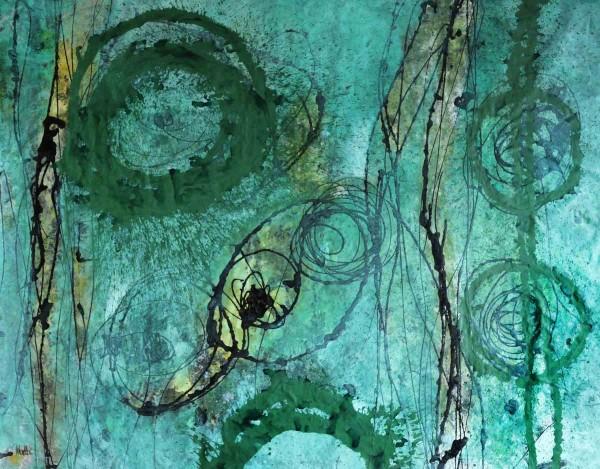 Kunstwerke: Grüne Erde