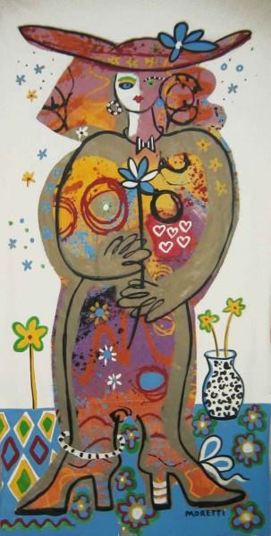 Gemälde kaufen Frauen: Roseta