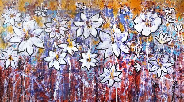 Kunstwerke: Florale Pracht