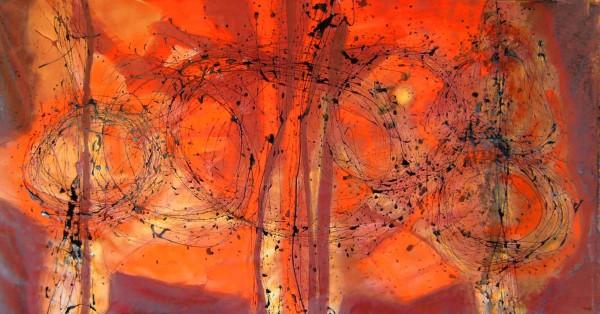 Kunstwerke: Inner fire
