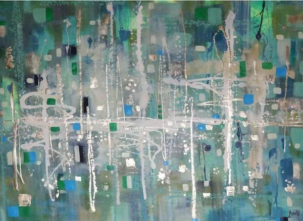 Moderne Malerei: Vert