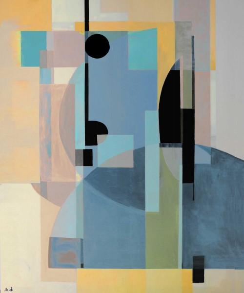 Große Bilder Bauhaus Design: Geometria