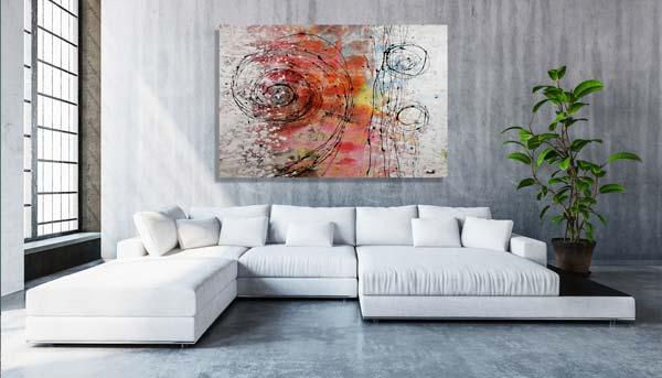 Gemälde kaufen nach Farben 3