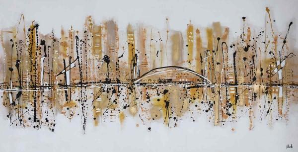 Skyline Bilder: Honig Stadt