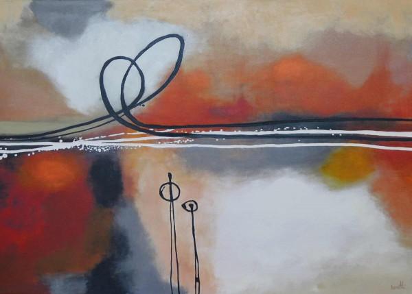 Abstrakte Gemälde kaufen: Pax