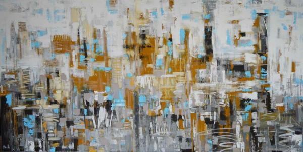 Abstrakte Gemälde: Code