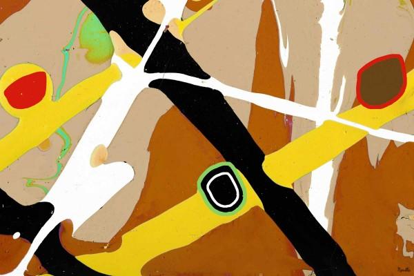 Leinwandbilder kaufen: Kunstbilder: Boris