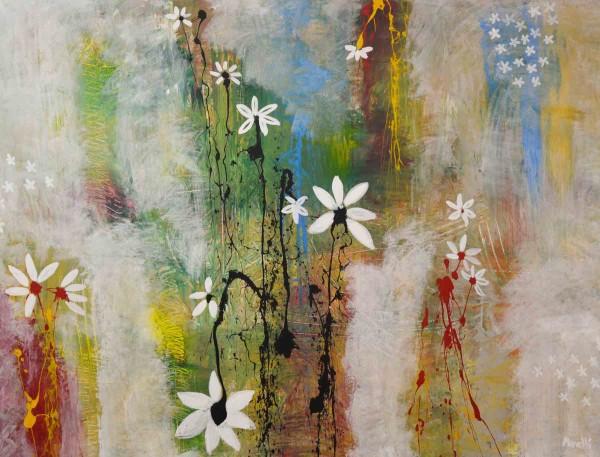 Kunstwerke: Flower power