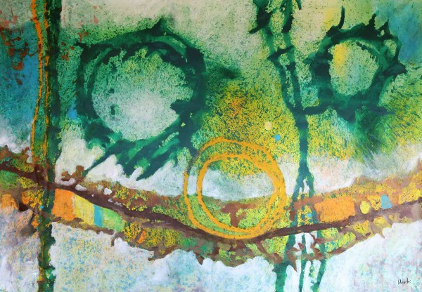 Abstrakte Gemälde: Kunstbilder: Cosma